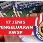 Pengeluaran KWSP Akaun 1 & 2 Sebelum Umur Bersara
