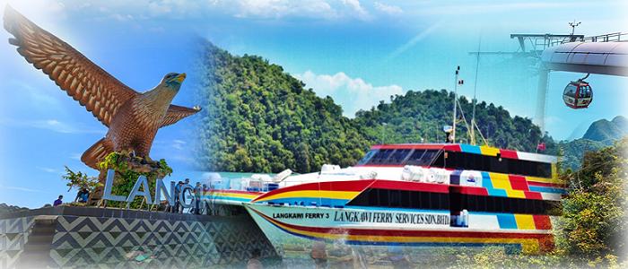 Jadual feri Langkawi ke Kuala Perlis