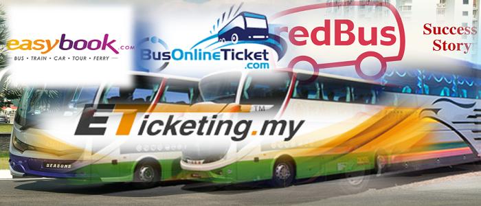 Check tiket bas online untuk jadual dan harga tiket