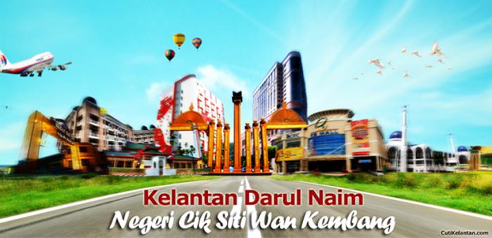 Senarai tarikan pelancong di negeri Kelantan