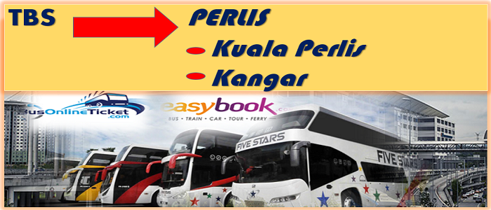 Senarai harga tiket bas ke Perlis dan jadual bas