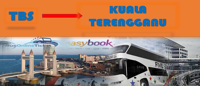 Harga tiket bas ke Terengganu beli online