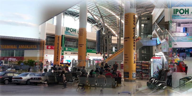 Jadual bas express ke Ipoh Perak yang terkini