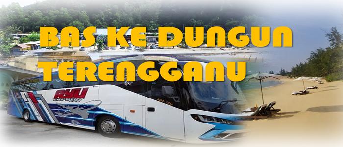 Book tiket baske Dungun Terengganu online