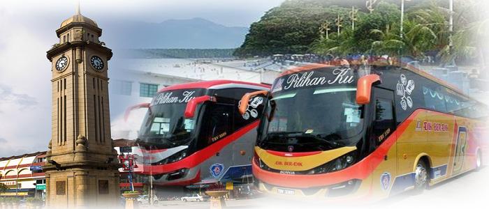 Jadual dan harga tiket bas ke Sungai Petani Kedah