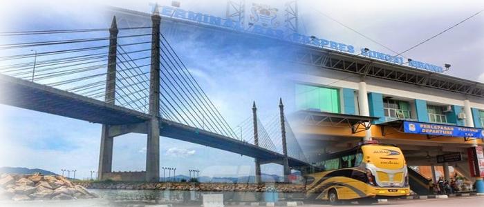 Alamat dan contact number Terminal Bas Sungai Nibong Penang