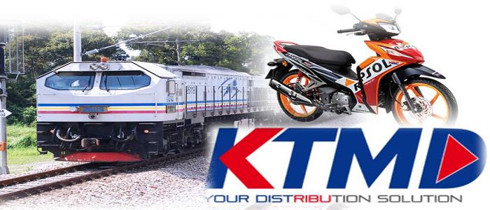 Senarai harga pos motor guna KTM di seluruh Semananjung Malaysia