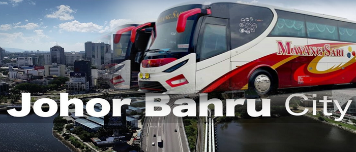 Harga tiket dan jadual bas ke Johor Bahru dari Kota Bharu Kelantan