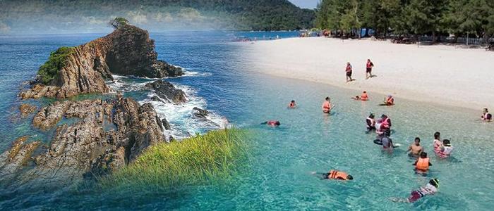 Cara untuk pergi ke Pulau Kapas dari Jeti Marang