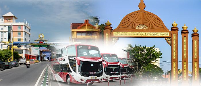 Jadual dan harga tiket bas Kangar ke Kota Bharu online
