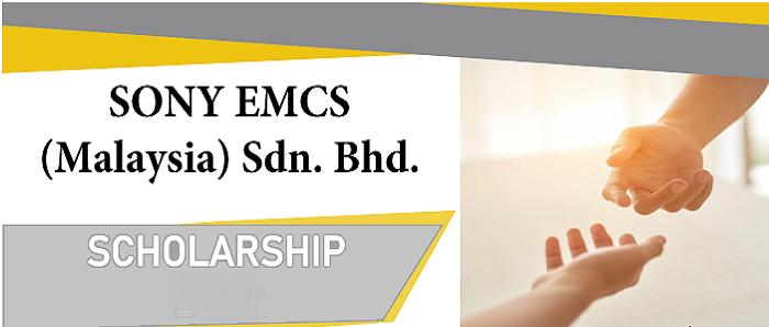 Permohonan Biasiswa Sony EMCS untuk pelajar Malaysia
