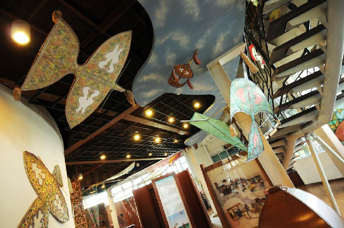 Muzium Layang-Layang di Pasir Gudang