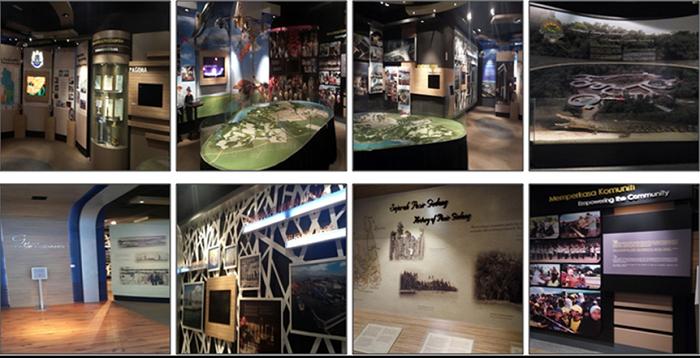 Destinasi menarik Galeri Pasir Gudang