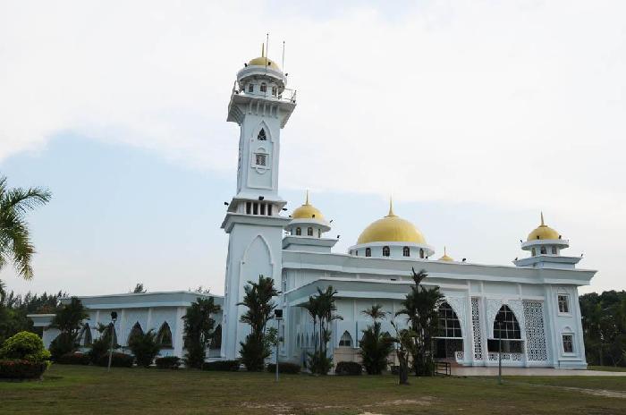 Masjid Jamek di Pasir Gudang Johor
