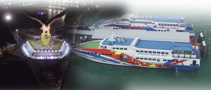 Kaunter tiket feri Langkawi contact number untuk panduan penumpang