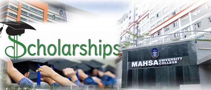 Program bantuan biasiswa Mahsa University untuk pelajar
