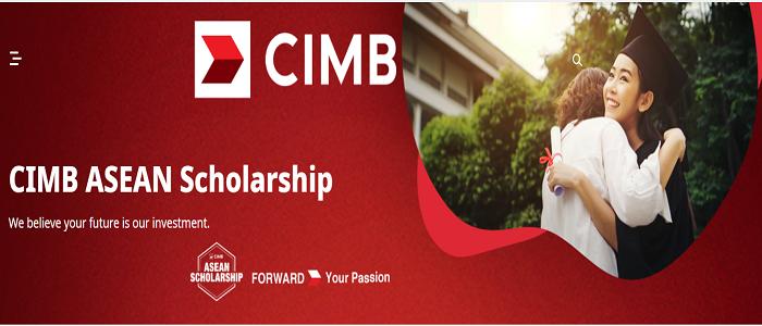 Permohonan Biasiswa CIMB Asean Scholarship online
