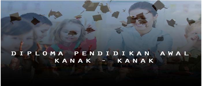 Peluang kerjaya dan syarat kelayakan Diploma Pendidikan Awal Kanak-Kanak