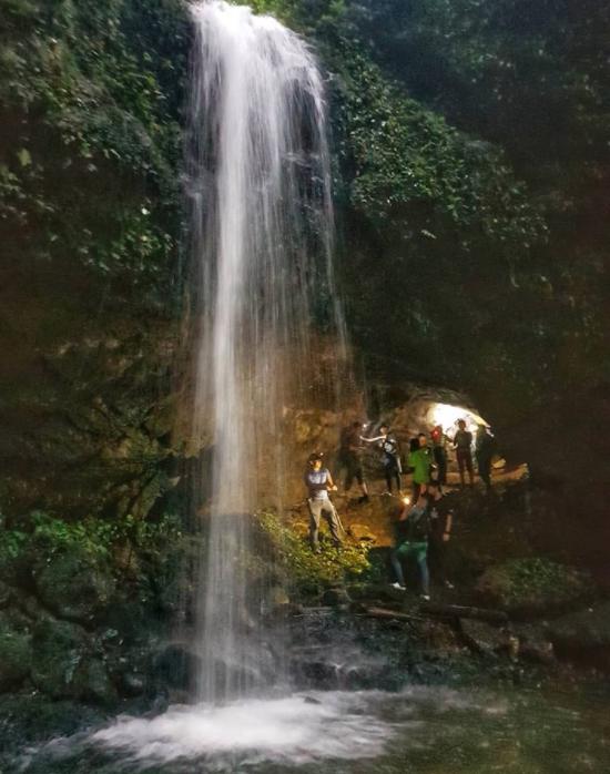 Keindahan alam semulajadi di Gunung Lucia