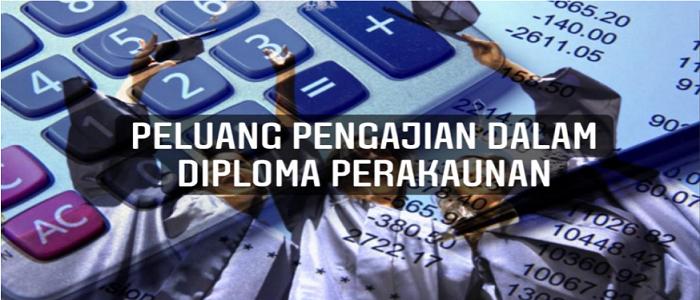 Syarat kelayakan program Diploma Perakaunan